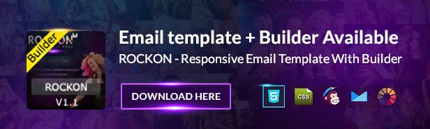 Rockon Responsive HTML Template