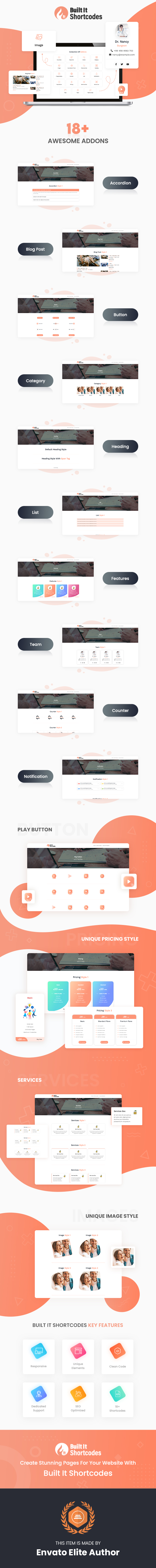 Built It - WP Bakery Page Builder Extensions Addon (formerly for Visual Composer) - 1