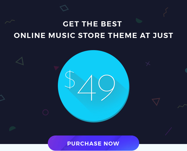 Miraculous - Multi Vendor Online Music Store WordPress Theme - 6